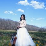 LORETTA LYNN WHITE DRESS