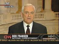 MSNBC commentator Bob Franken spent 20 years at CNN