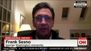Emmy Award-winning Frank Sesno on CNN
